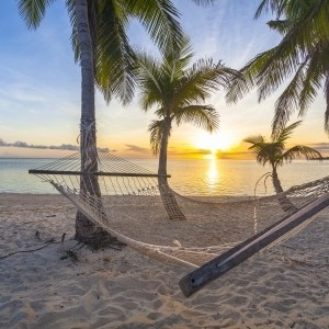 2014-10-10-Hammock on a Beach